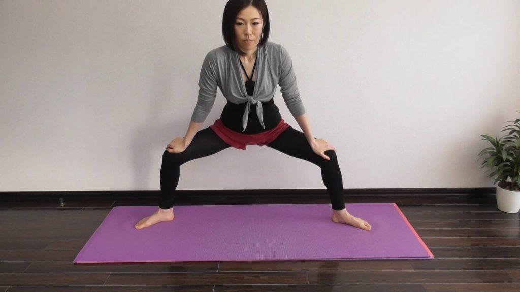 Японские упражнения похудения