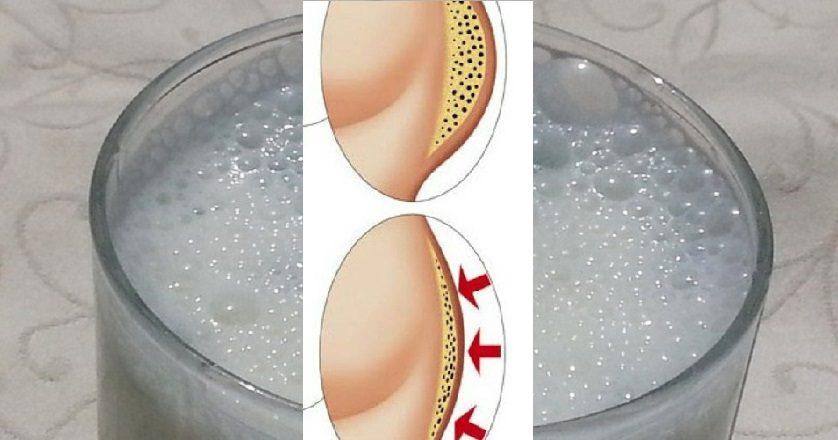 Потрясающая шипучка для кишечника: еще один «бабушкин» секрет быстрого похудения