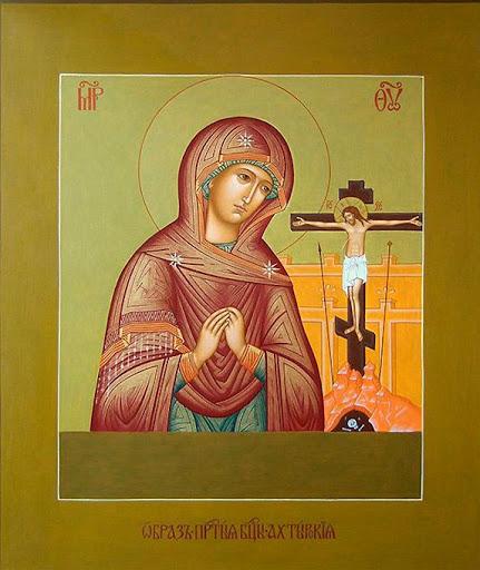 Икона Богородицы, которая исцеляет все болезни и искореняет бедность